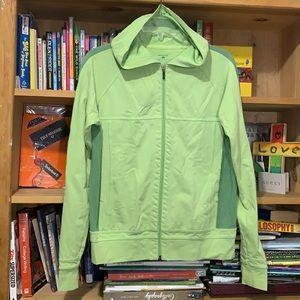 PATAGONIA-lightweight athletic full-zip hoodie